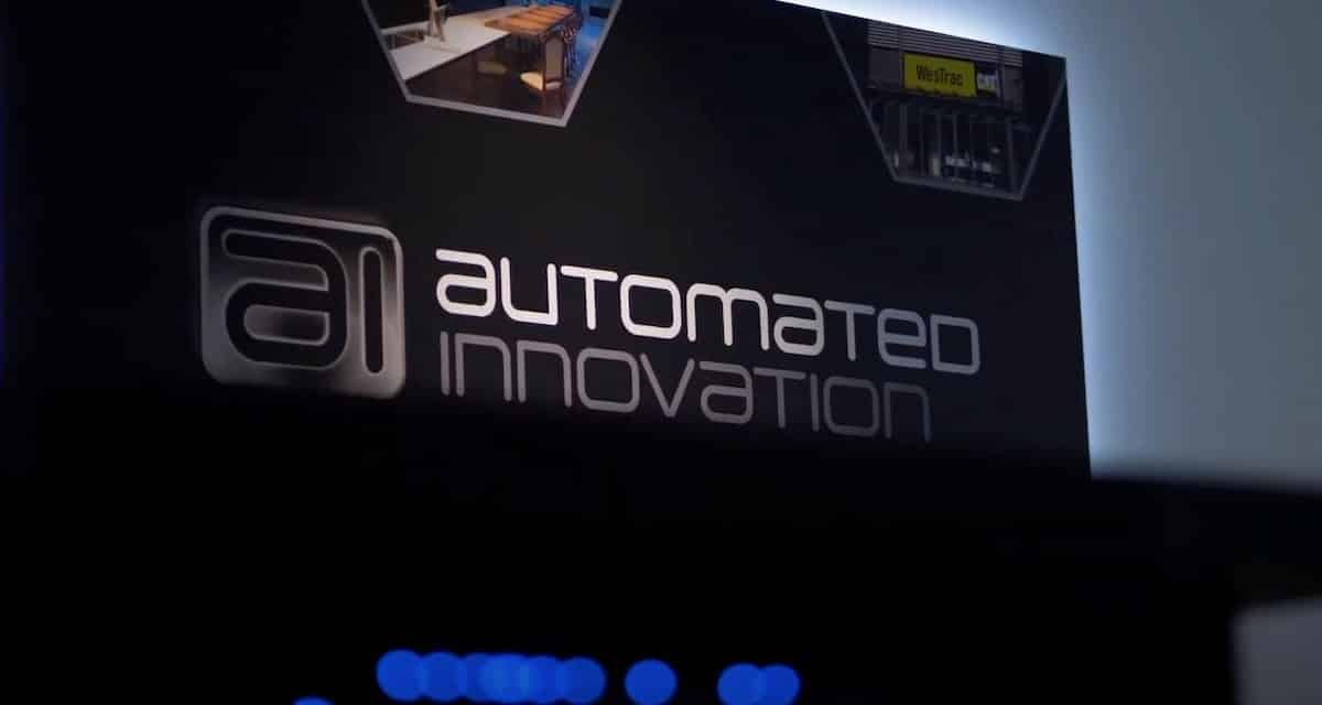 AI company profile video placeholder